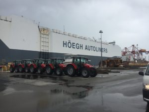 Agriculture Logistics