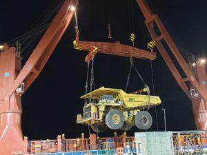 Australian Coastal Shipping