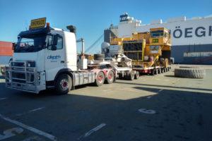 Depth Logistics Road Transport